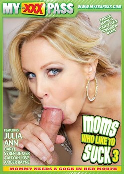 Moms Who Like To Suck 3 (2014)