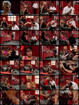 Foot Therapy With Jill Kelly Female Domination