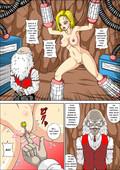 Pyramid House DB Torawareta 18-Gou English Hentai Manga Doujinshi
