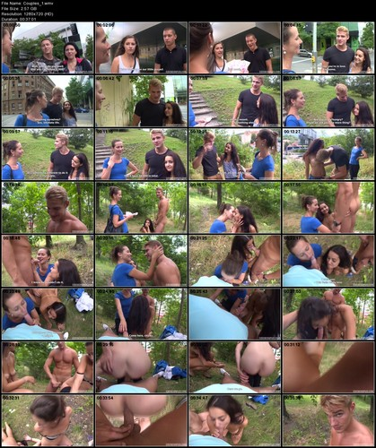CZECH COUPLES 1 [czechcouples/Czechav] (2014|HD|720p)