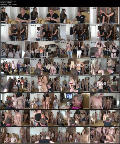 CZECH HAREM 6 - PART 1