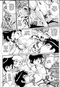 Studio Katsudon Manabe Jouji Dirty Pair Blast From the Past Dirty Pair 2010 Hentai Manga Doujinshi English