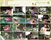 Girlfriends Together - naturists movie