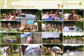 Daytime Family Picnic #1 - naturists movie