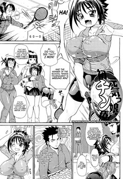 Andou Hiroyuki The Energetic Girl And Her First Medic(k)al Treatment English Hentai Manga Doujinshi