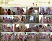 Girls Birthday Party - naturists movie