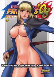 Saigado King of Fighters Yuri Friends Collection English Hentai Manga Doujinshi