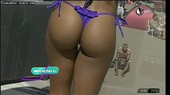Mayra Alexander hot ass cheeks model