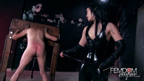 FemDom Empire - Goddess Miki - Wrath Of Her Whip
