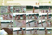 Beach Friends - Clip 4 - naturists movie 0406 - Igor
