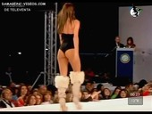 Pampita hot legs and boots