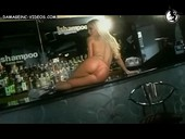 nude model on the bar