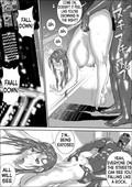 [Jinsukeya (Jinsuke)] Zoku Mesu Kachou Jogeza - Ikenie Duma | The Manager on Her Knees 2: Sacrificial Wife (English)